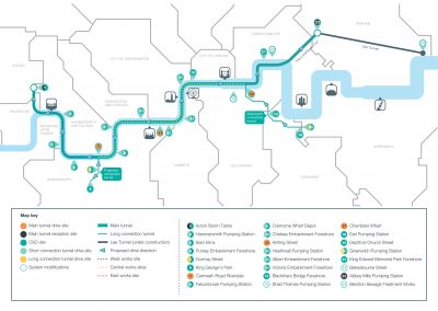 Tideway – Project Development and Planning Approval