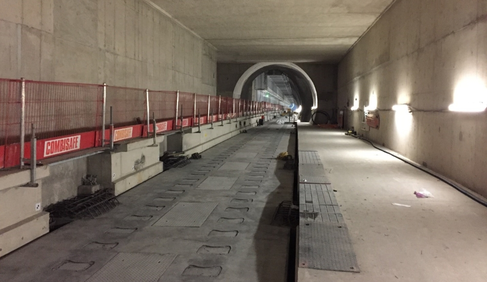 Crossrail C610 Systemwide Fit Out