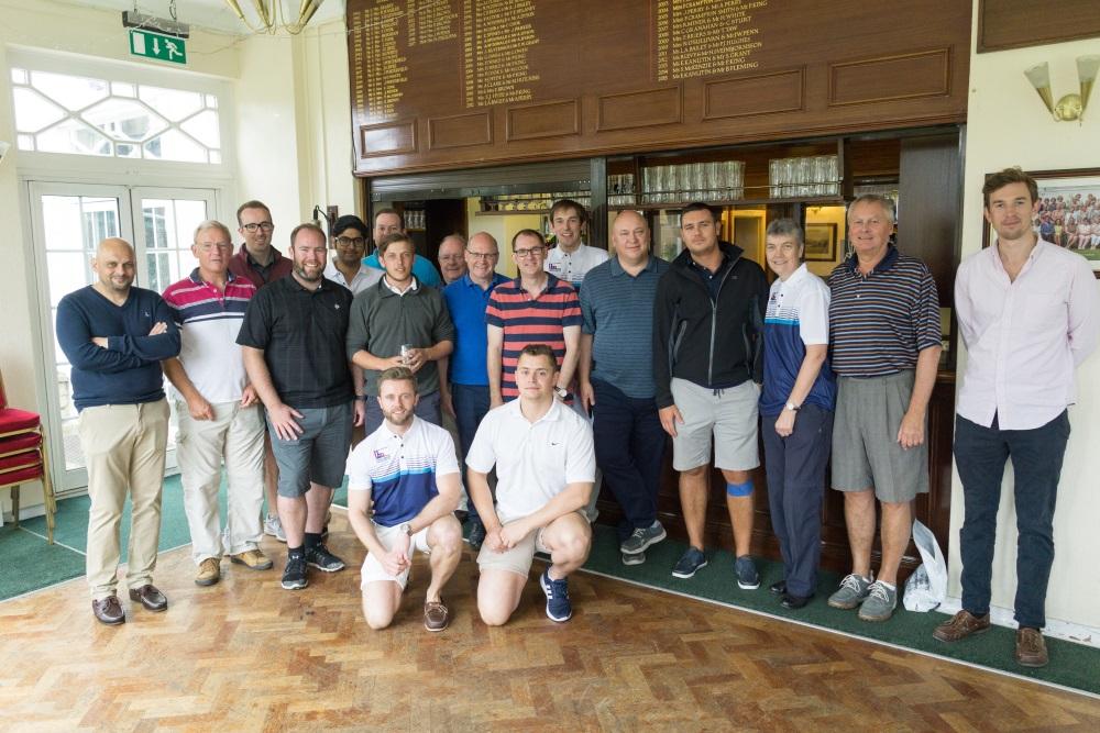 LBA Golf Day 2017