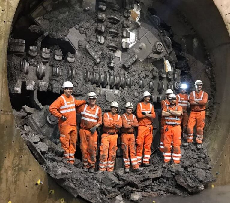 Glasgow Shieldhall Tunnelling Completed