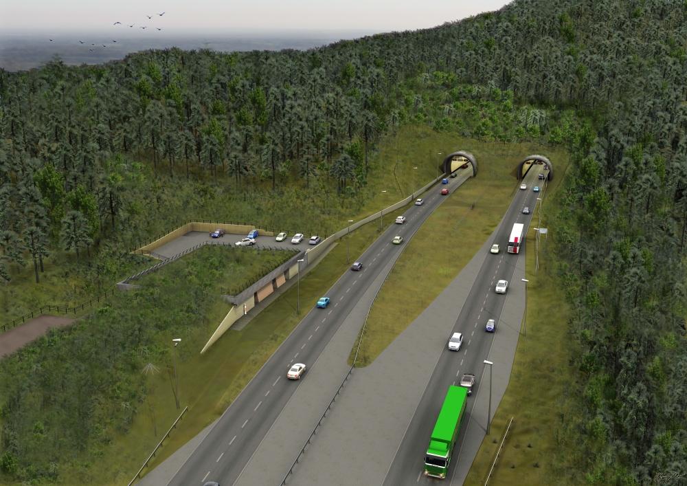 A3 Hindhead Tunnel - London Bridge Associates