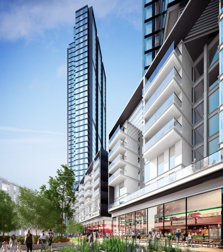 250 City Road Development Project