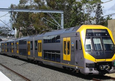 Parramatta to Epping Rail Link