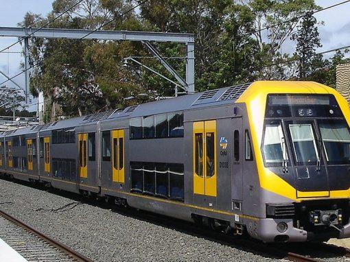 Parramatta to Epping Rail Link