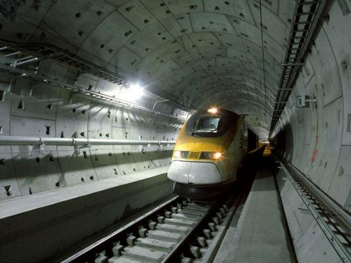 Channel Tunnel Rail Link C240