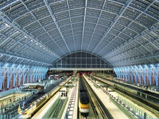 Channel Tunnel Rail Link – St Pancras